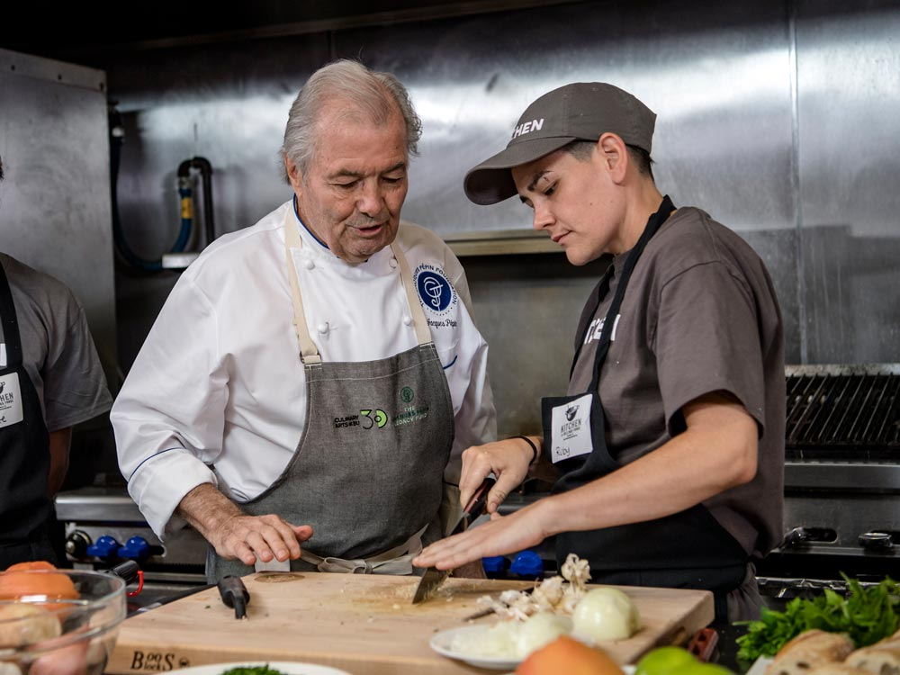 The Jacques Pépin Foundation